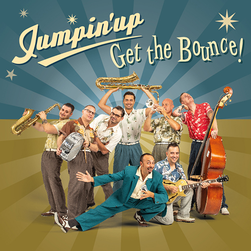 Get The Bounce - jumpinup