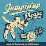 Please Stop Talking - jumpinup